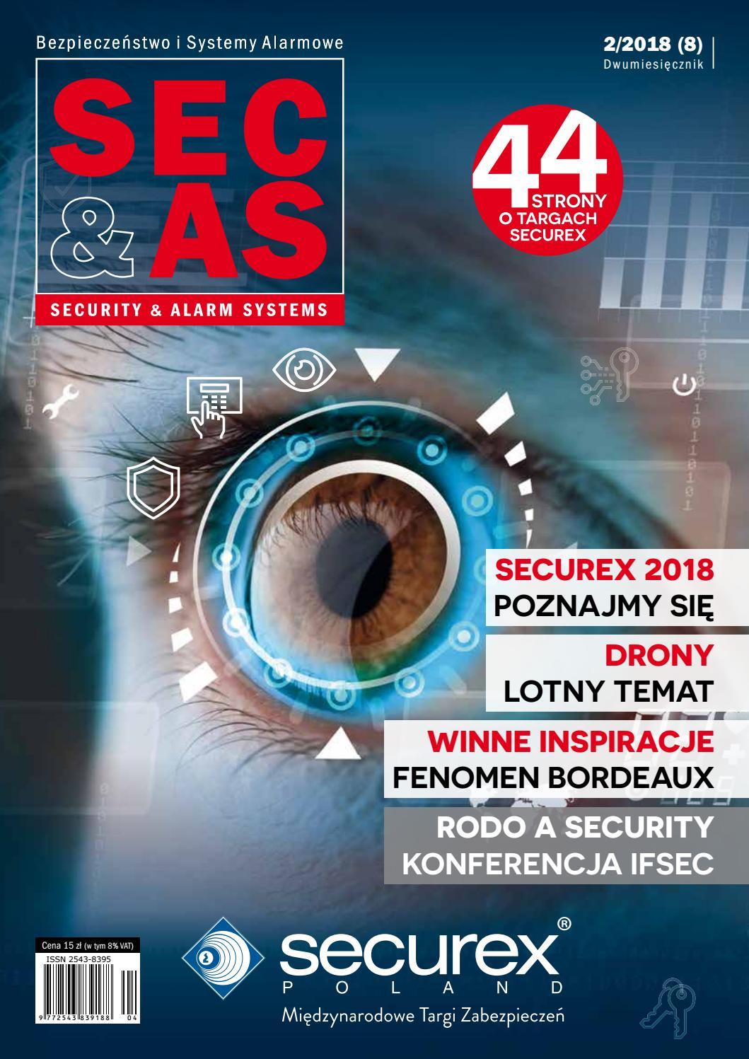 2319a42ed566e8 SEC&AS (SECURITY & ALARM SYSTEMS) 2/2018 (8) by PISA (Polska Izba Systemów  Alarmowych) - issuu