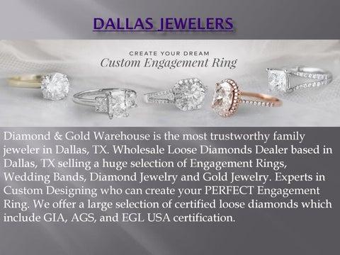 64e74de16672b Dallas Jewelers - Jewelry Store Dallas by Diamond and Gold Warehouse ...