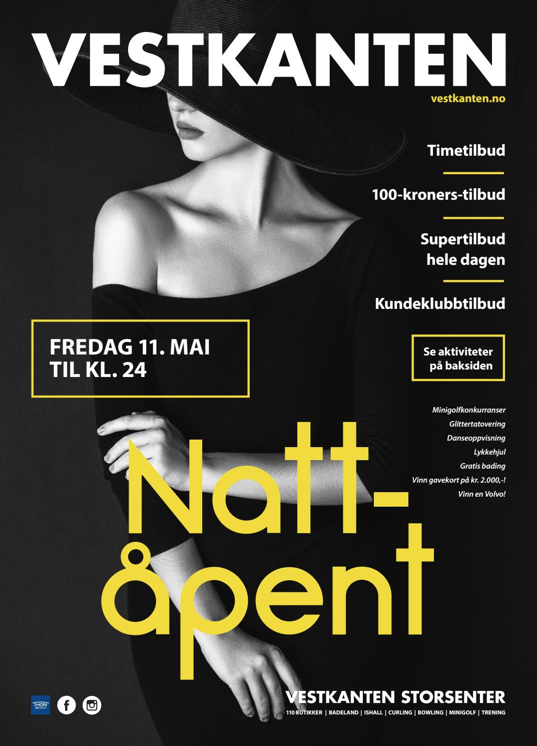 42b1b1afc Vestkanten Nattåpent Mai 2018