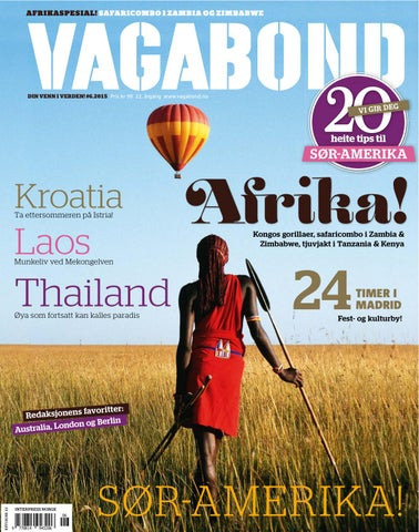 49d6564d2 Reisemagasinet Vagabond 0615NO by Reisemagasinet Vagabond - issuu