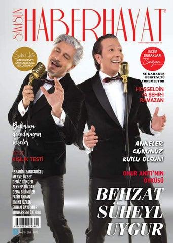 df00fb8dd01eb HaberHayat Dergisi Mayıs 2018 by Samsun HaberHayat Dergisi - issuu