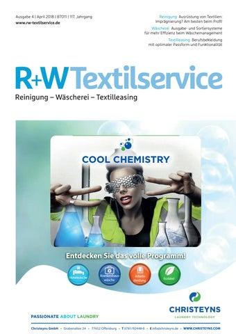 R + W Textilservice by RAI Amsterdam - issuu