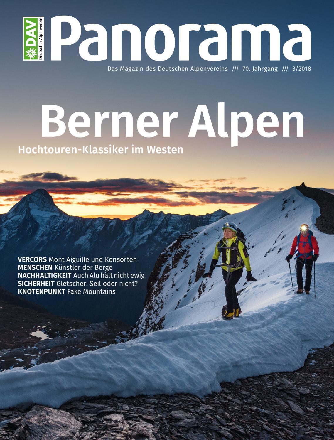 DAV Panorama 3/2018 by Deutscher Alpenverein e.V. - issuu