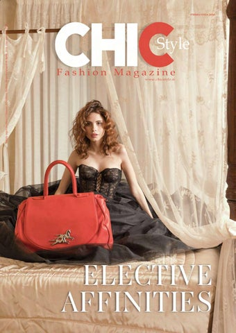 Chic Style Magazine Spring 2018 by CHIC STYLE MAGAZINE - issuu 9512e1d1b091