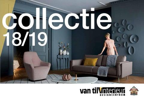 Schuitema Decoforma Salontafel.Collectieboek Van Til 2018 19 By Van Til Groep Issuu