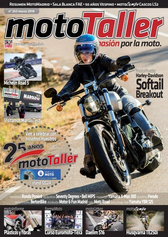 Mototaller 263 Marzo 2018 By Cei Arsis S L Issuu