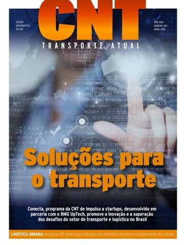 Soluções Para O Transporte By Confederação Nacional Do