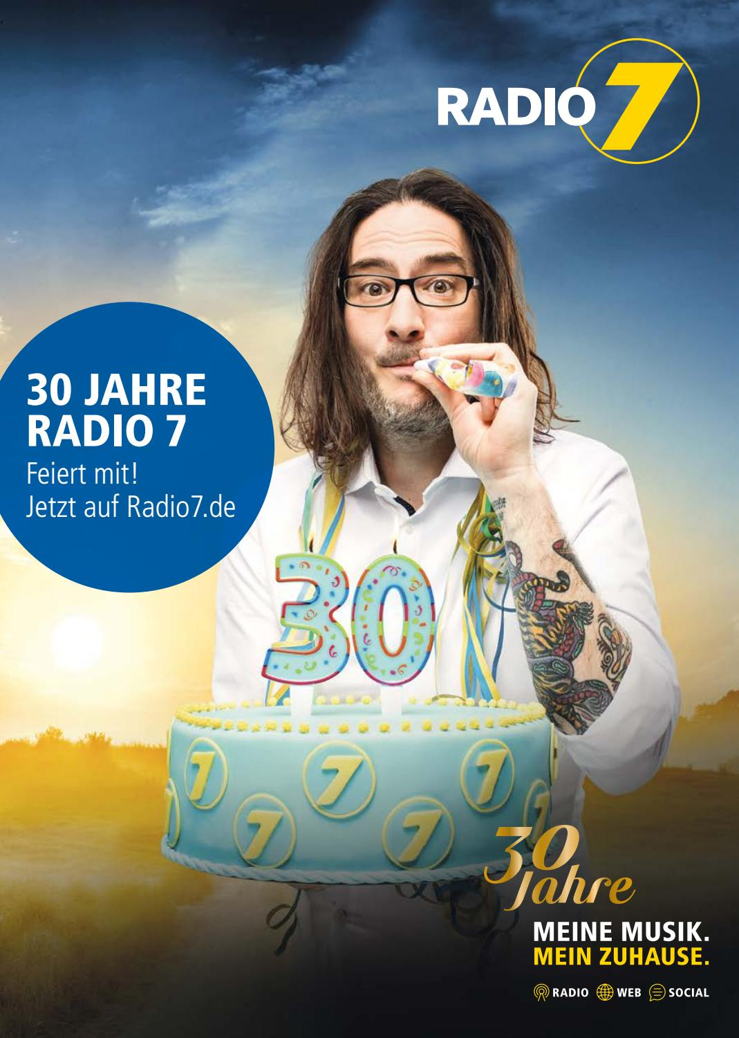 Radio 7 Autogramm Elke Ruthenkolk