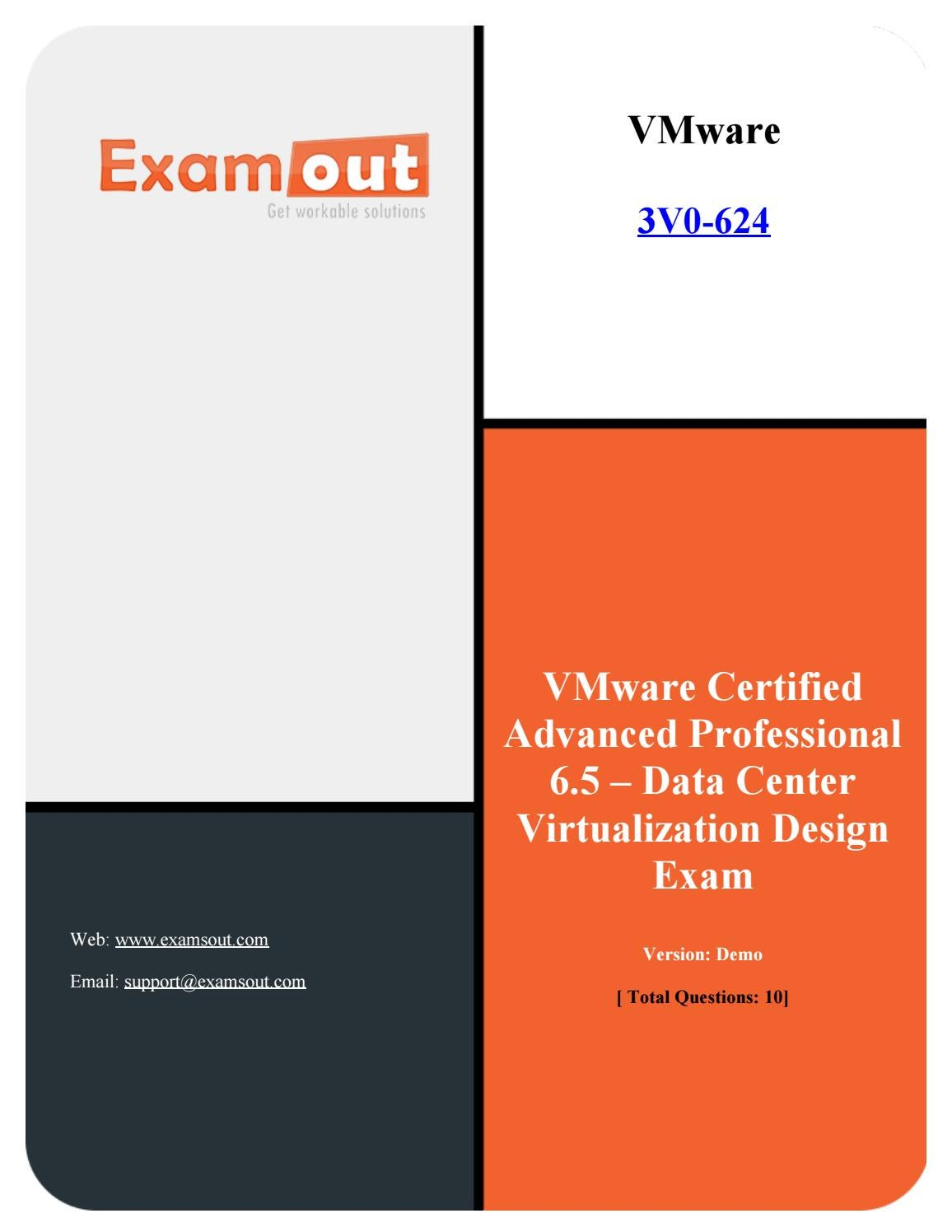3v0 624 Vmware Exam Questions By Examsout Issuu