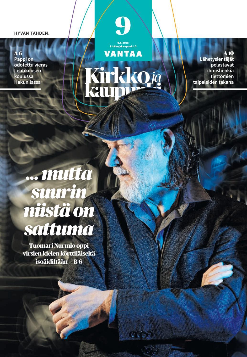 Kirkko ja kaupunki 2018 09 vantaa by Kirkko ja kaupunki - Issuu