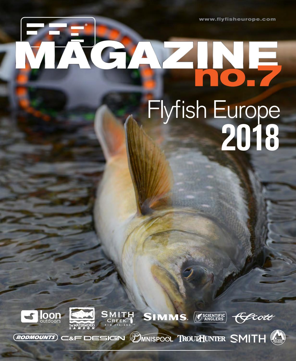 FFE 2018 Magazine by Flyfish Europe - issuu f849cec7bc4c