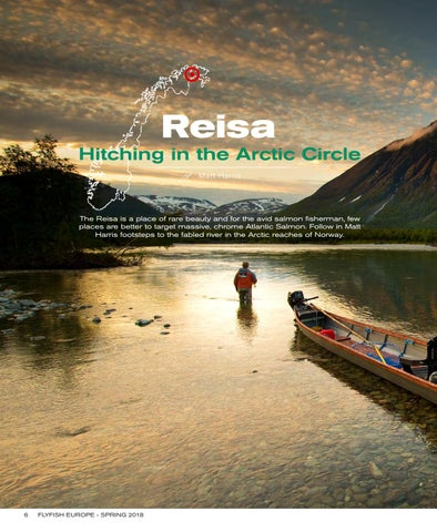 Page 8 of Reisa: Hitching in the Arctic Circle