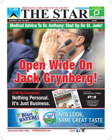 70ce803264941 The STAR Newspaper May 05 by STAR Publishing - issuu