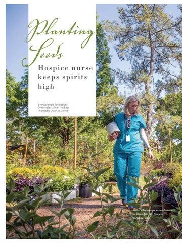 Page 20 of Hospice Nurse Keeps Spirits High