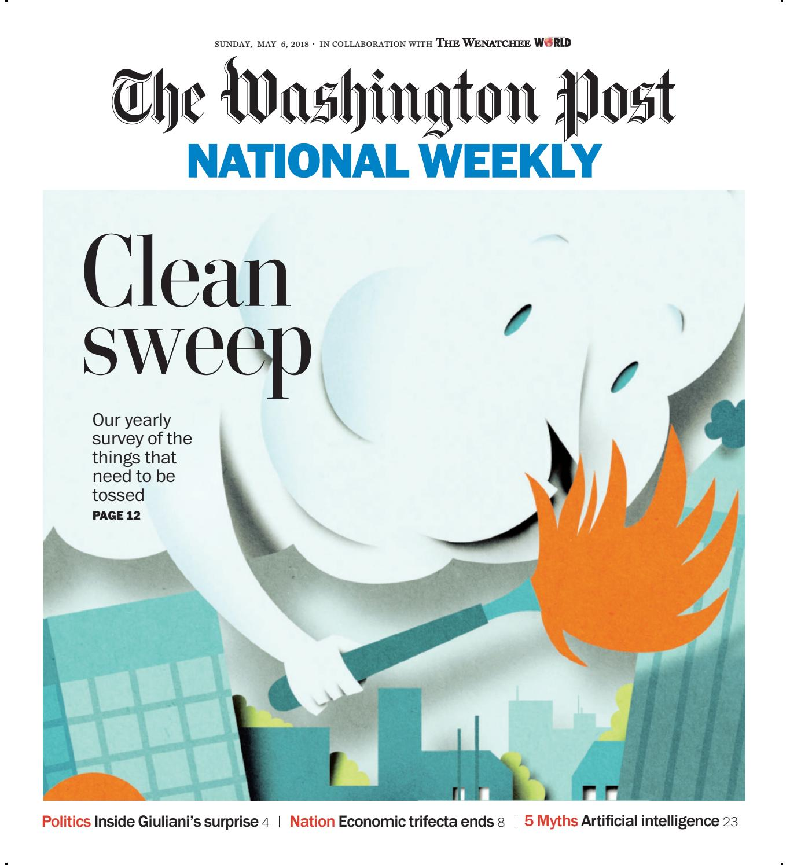 dea2119a779 The Washington Post National Weekly - May 6