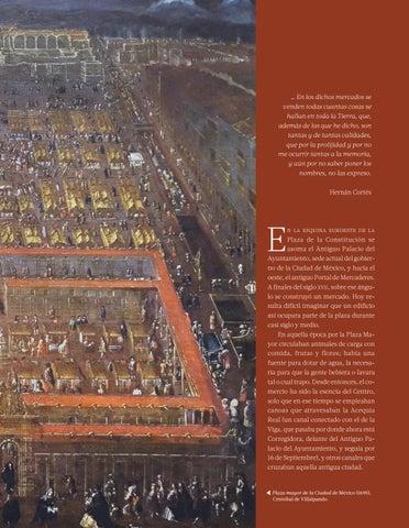 Page 13 of Del Parián al Mercado de La Merced: la ciudad, sus mercados y marchantes