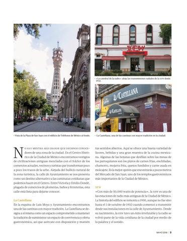 Page 5 of Más allá del Zócalo