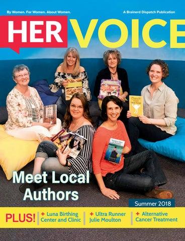 48676b70af16 Her Voice Magazine - Summer 2018 by Brainerd Dispatch - issuu
