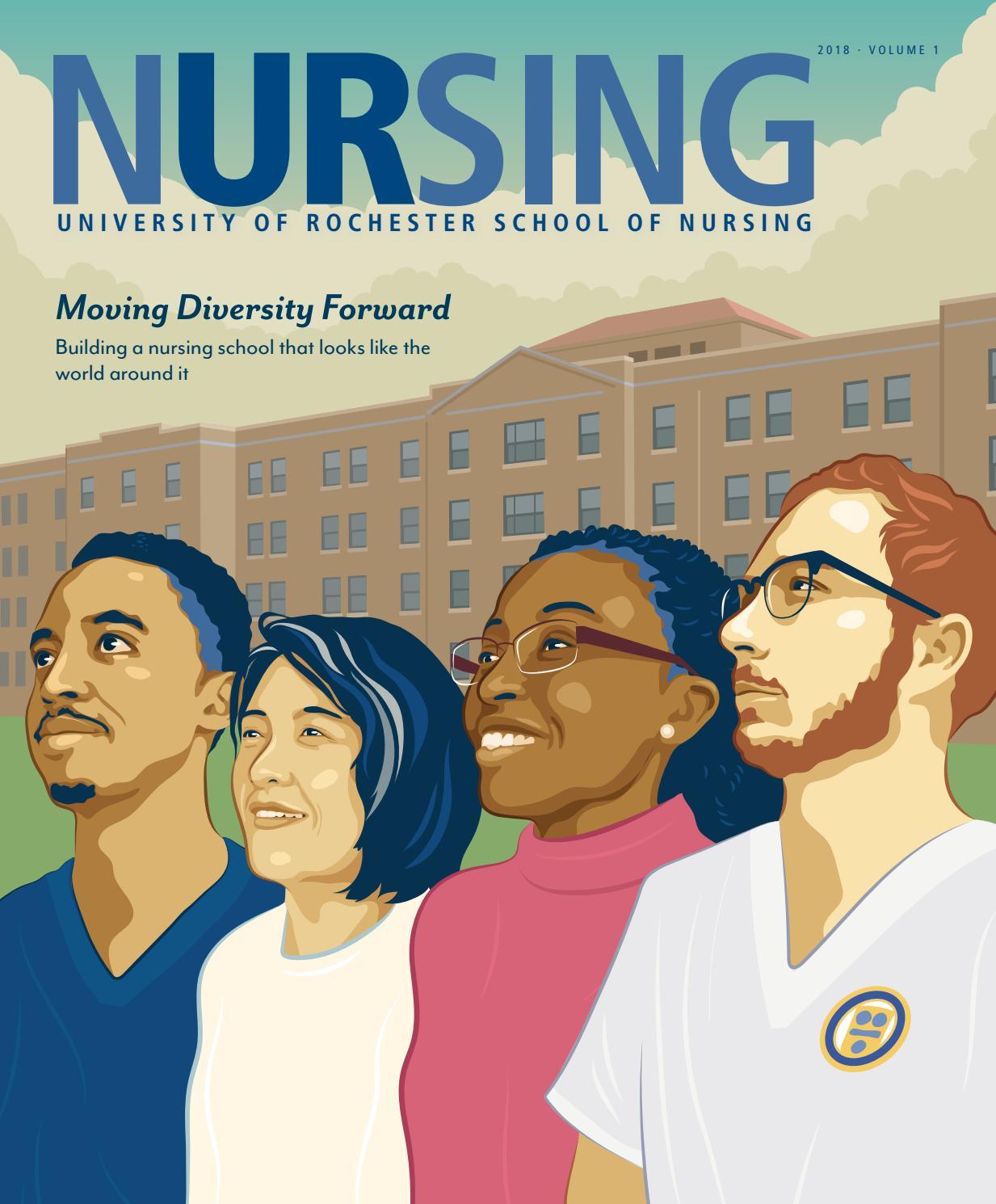 NURSING Magazine | 2018 | Volume 1 by University of Rochester Medical  Center - issuu
