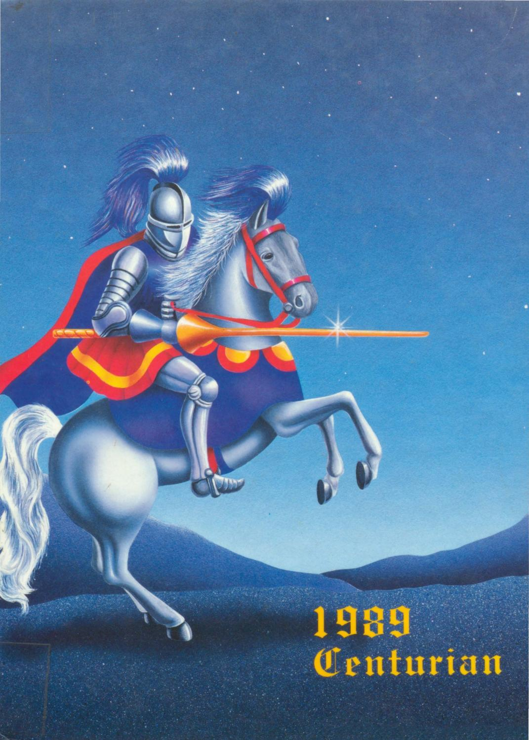 f7e2c28b The Centurian Yearbook 1989 by Centurian Archives - issuu
