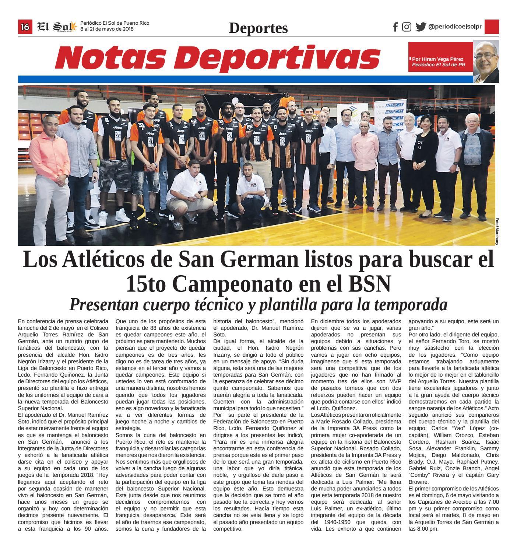 Periódico El Sol de PR/#95 by El Sol de PR - issuu