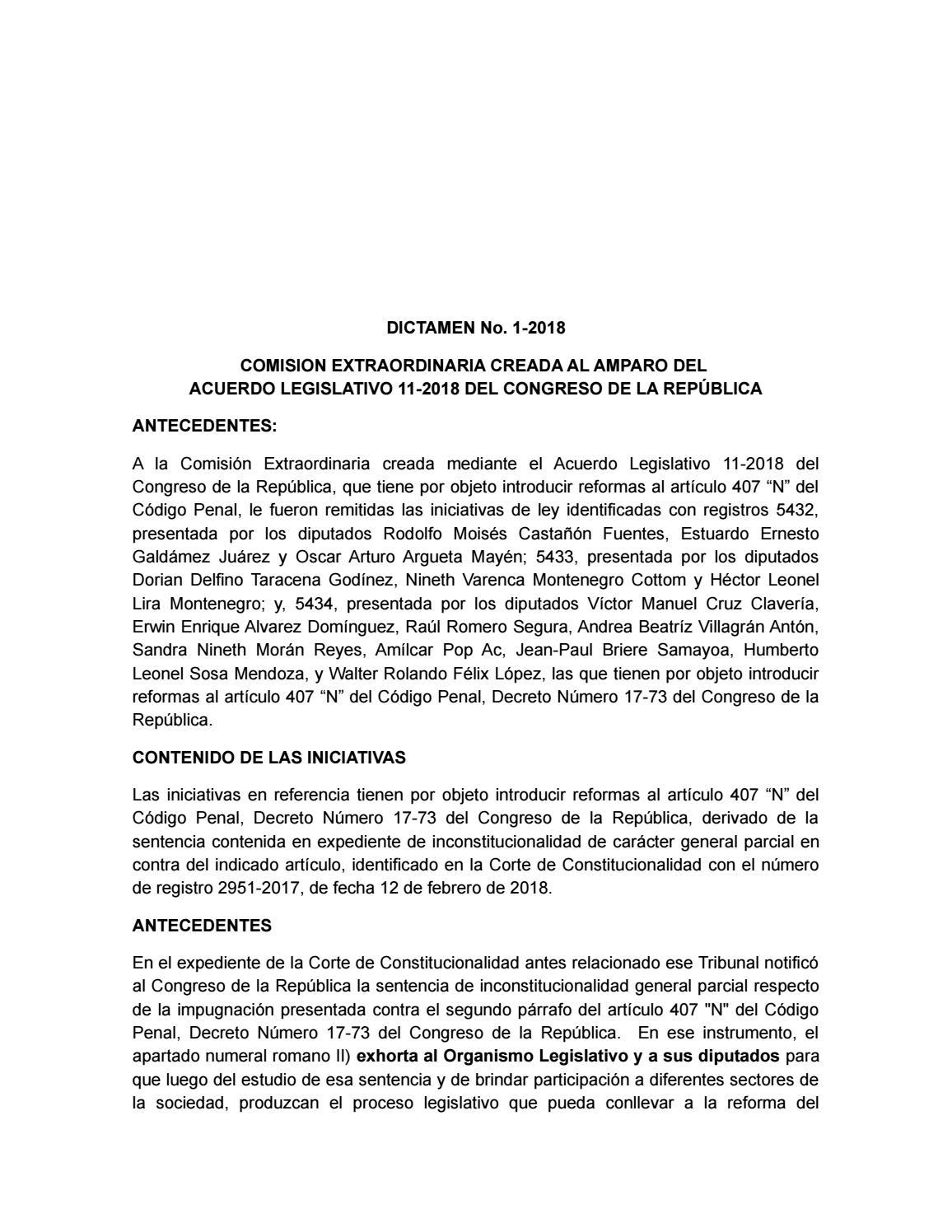 Dictamen Financiamiento Electoral Ilícito By Jose Miguel