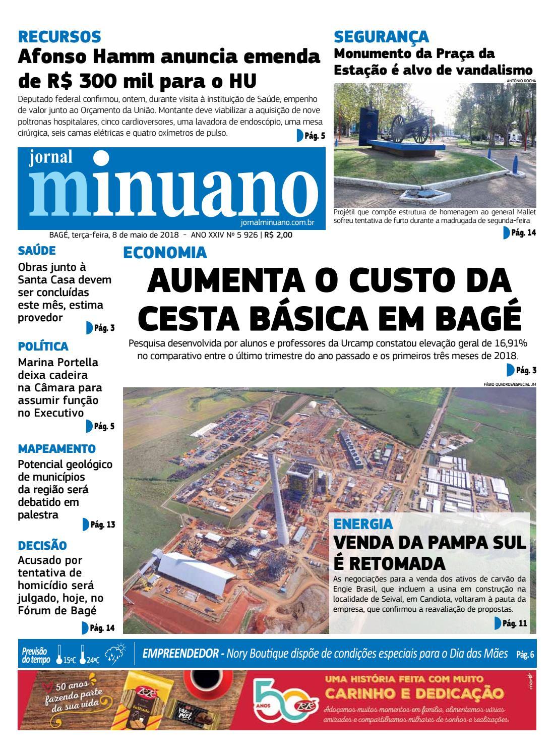 2960c8f33 20180508 by Jornal Minuano - issuu