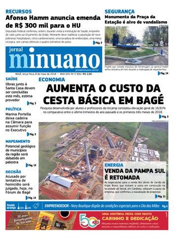 20180508 by Jornal Minuano - issuu e818602a92f96