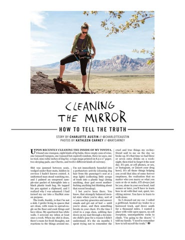 Page 17 of Cleaning the Mirror