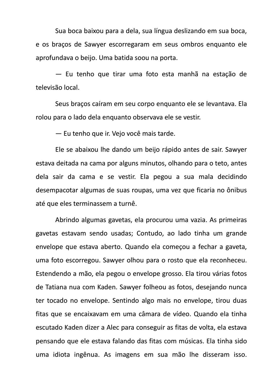 f3912df11 Jamie Begley - Série the vip room  02 tainted by Livros   Chocolate - issuu