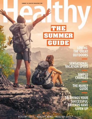 Healthy Magazine - Summer 2018
