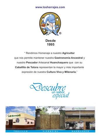 Carta de Platos Los Herrajes Trujillo by GIORGIO CGP COMMUNICATION ... dbef3bdcacf