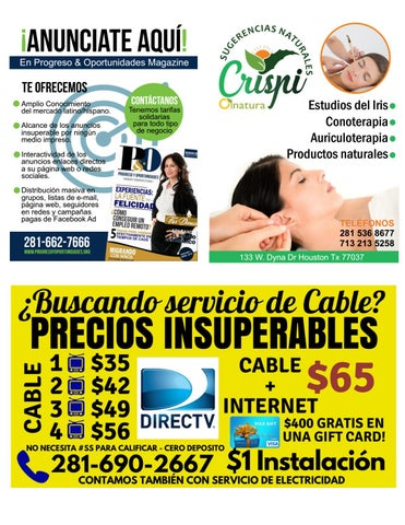 Page 21 of Sugerencias Naturales Crispi