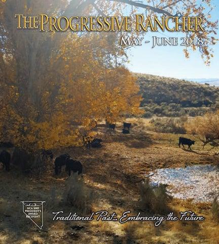 The Progressive Rancher May/June 2018 by The Progressive Rancher - issuu