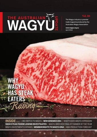 6dab4f17e84a Australian Wagyu Update - issue 68 by Australian Wagyu Association ...