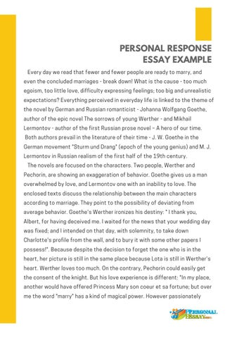 Reflective essay on research process