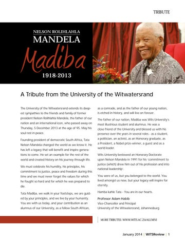 Page 3 of Nelson Mandela tribute