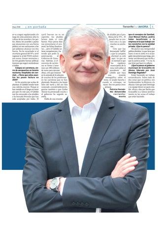Page 5 of Un año para las elecciones: Francisco Linares, secretario insular de Coalición Canaria