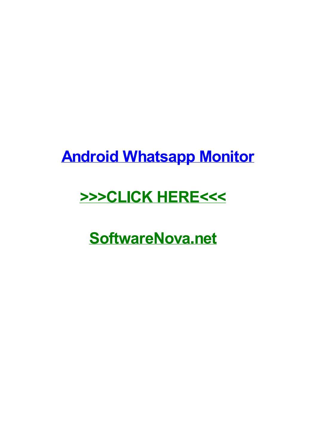 whatsapp mitlesen remote