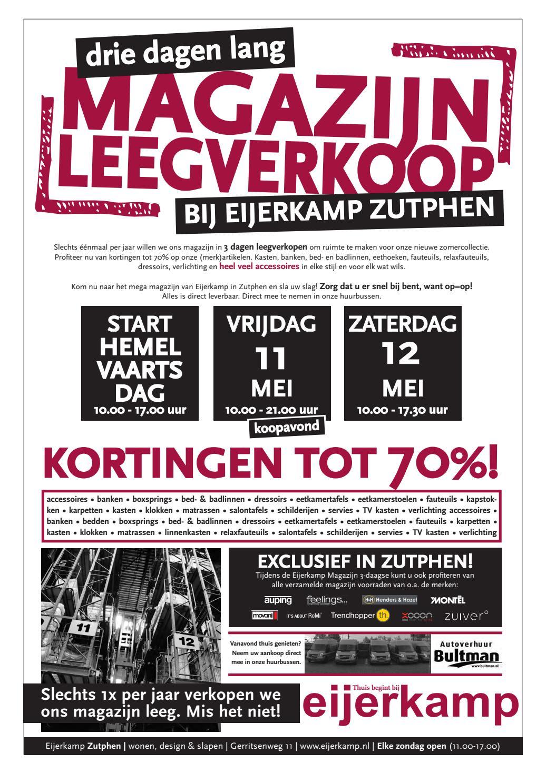 Nieuwsblad Stedendriehoek Zutphen wk19 by Uitgeverij Stedendriehoek ...