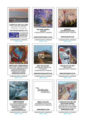 Page 109 of Art Go Events May 2018