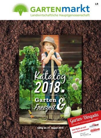 Katalog Gartenmarkt 2018 Deu By Tuttogiardino Ifs Issuu