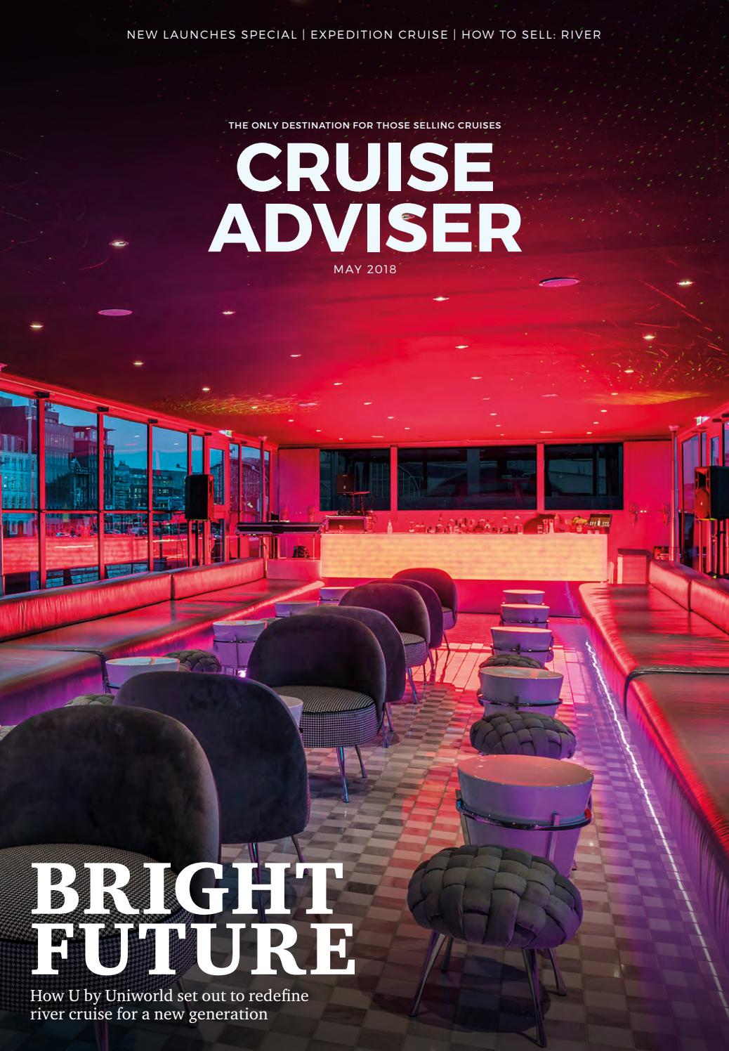 1fdf8a5718 Cruise Adviser — May 2018 by Waterfront Publishing - issuu