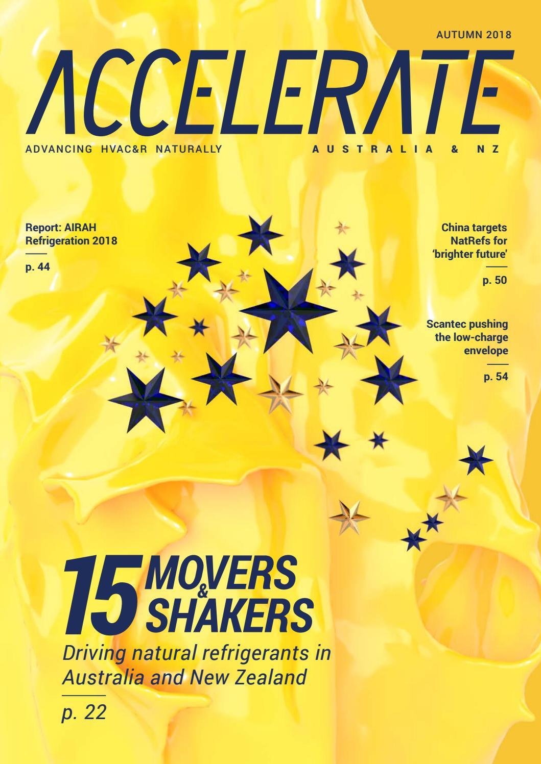 Accelerate Australia & NZ #9 Autumn 2018 by shecco - issuu