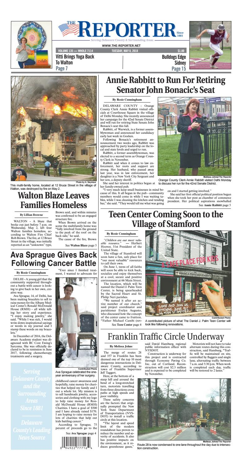 3528cdee70 Reporter 0508 by Chris Esolen - issuu