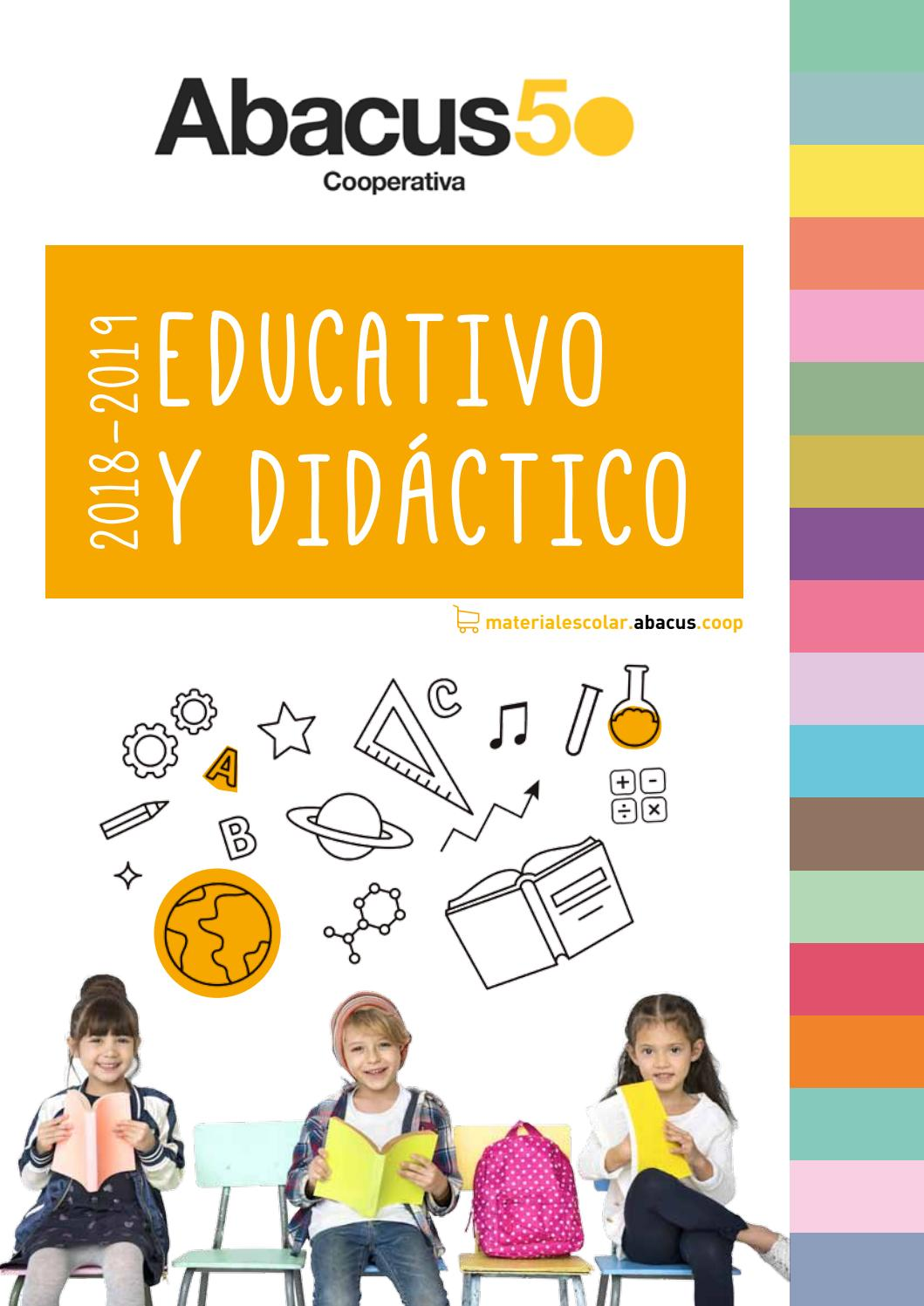 f1d1ed8a2 Catálogo Abacus educativo 2018 castellano by Abacus cooperativa - issuu