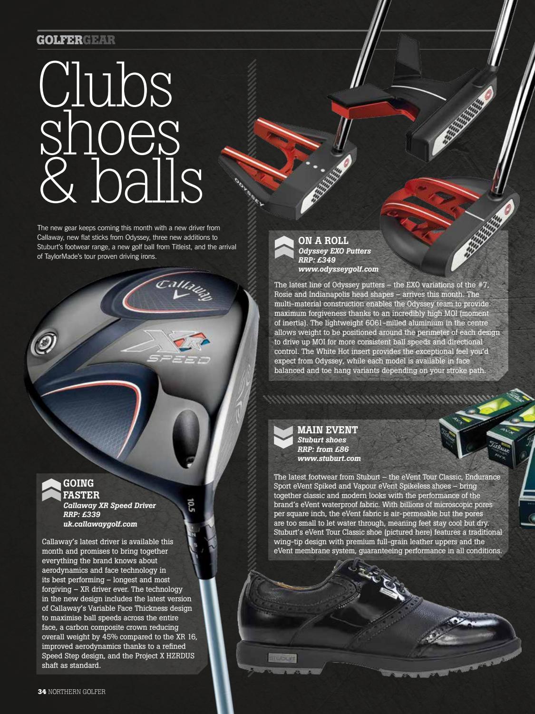 Northern Golfer magazine #61 - May 2018 by Offstone