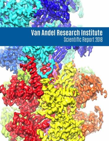 2018 Scientific Report By Van Andel Institute Issuu