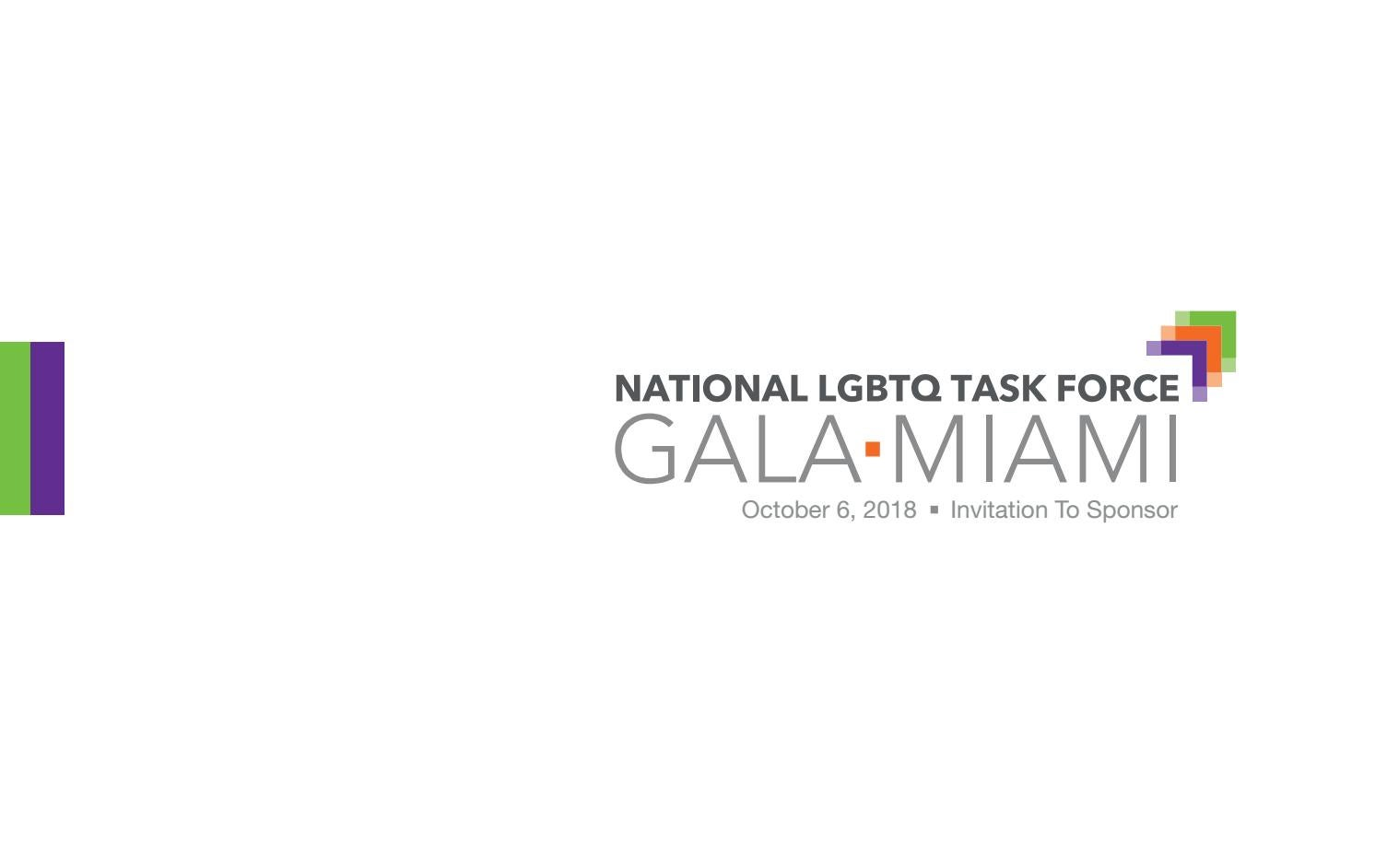 National Gay and Lesbian Task Force Miami Winter Party Festival