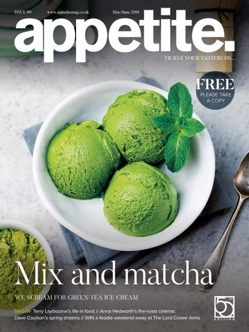 Appetite #50 – May/June 2018 by Offstone Publishing - issuu
